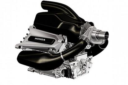Honda reveals first image of 2015 McLaren Formula 1 engine