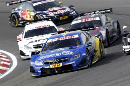 Mercedes under fire from Audi and BMW over 2015 DTM entry levels