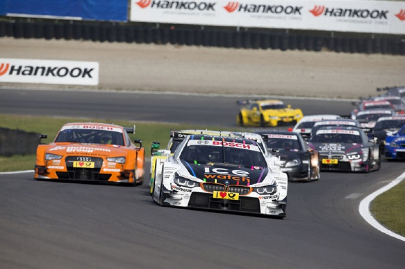 DTM moves to turbo engines for 2017 as part of Super GT alignment