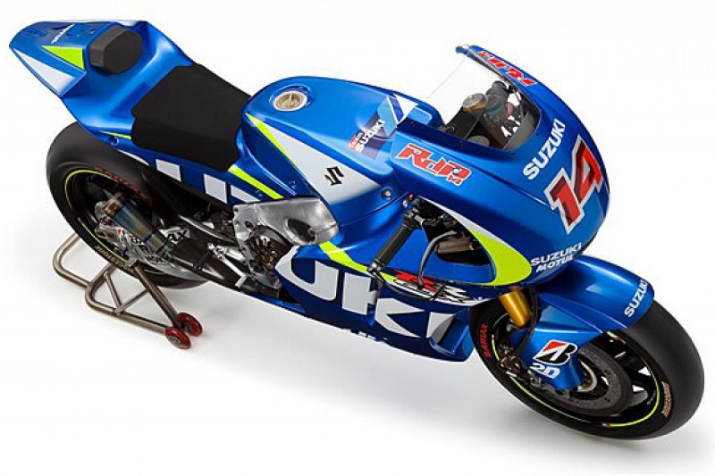 Suzuki launches MotoGP return, confirms Espargaro and Vinales