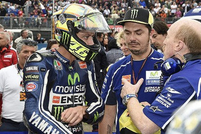 "Valentino Rossi declares himself ""fine"" after Aragon MotoGP crash"