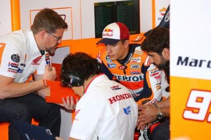 Aragon MotoGP: Marc Marquez admits he should have pitted sooner