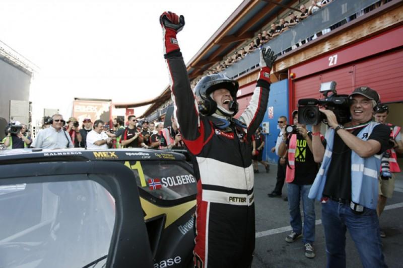Franciacorta World Rallycross: Solberg claims title, Hansen wins