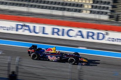 Paul Ricard FR3.5: Gasly takes first FR3.5 pole ahead of Sainz