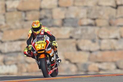 Forward extends Yamaha MotoGP deal for 2015 season