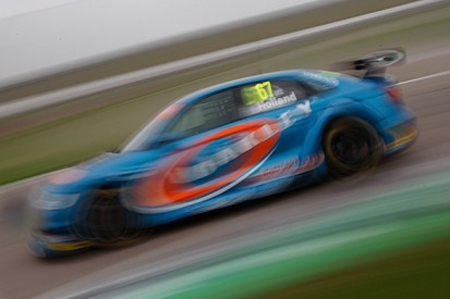 Tony Gilham returns to BTCC for finale with Rotek Racing