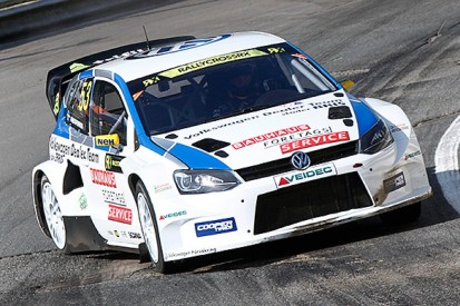 Franciacorta World Rallycross: Kristoffersson leads after day one