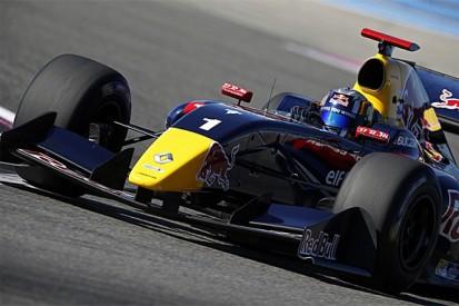 FR3.5: Carlos Sainz Jr takes Paul Ricard pole ahead of Pierre Gasly