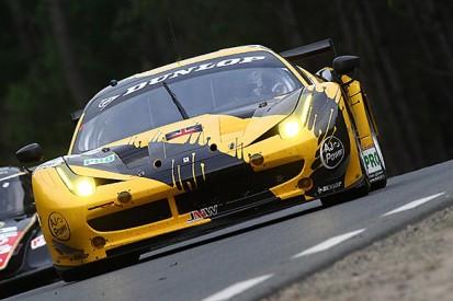 Dunlop set to begin GT tyre testing ahead of 2015 return
