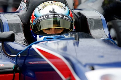 Felix Serralles switches to Indy Lights for 2015 season