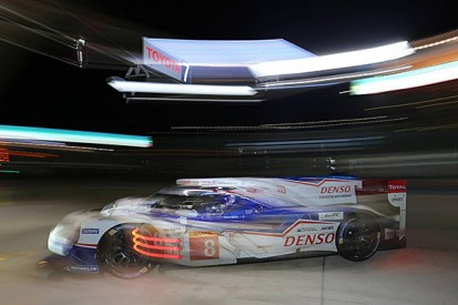 Toyota says it has no plans to run three cars in Le Mans 24 Hours