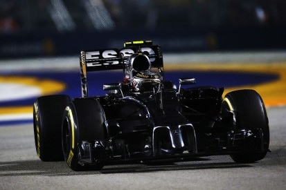 Singapore GP: Kevin Magnussen treated for burns after race