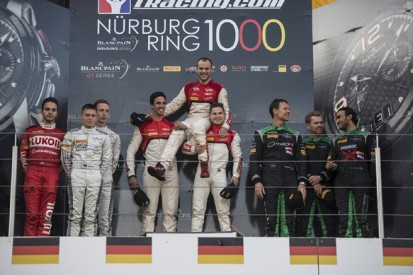 Nurburgring Blancpain: WRT Audi wins to crown Vanthoor champion