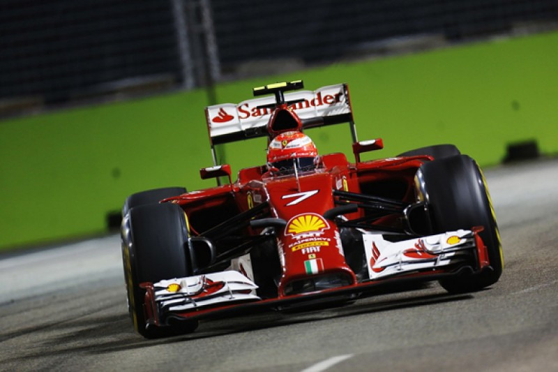 Singapore GP: Software glitch caused Raikkonen's qualifying issue