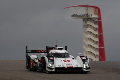 Austin WEC: Audi leads final practice with Loic Duval