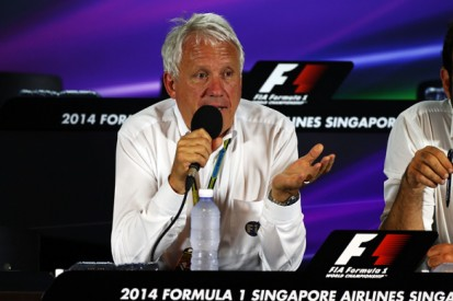FIA delayed full F1 radio limits for 'fairness' - Charlie Whiting