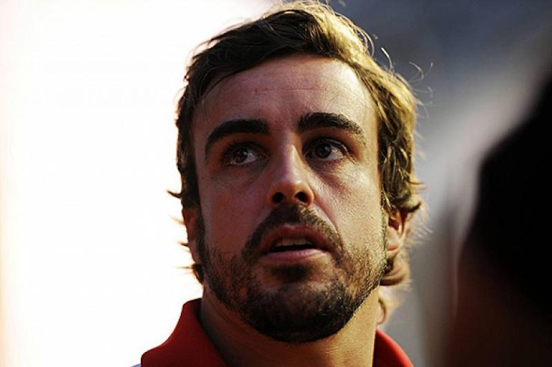 Alonso says Vettel rumours are hurting Ferrari F1 team