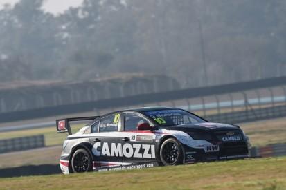 RML upgrades World Touring Car Championship Chevrolet Cruzes