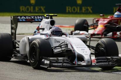 Valtteri Bottas says Williams F1 team beating Ferrari is priority