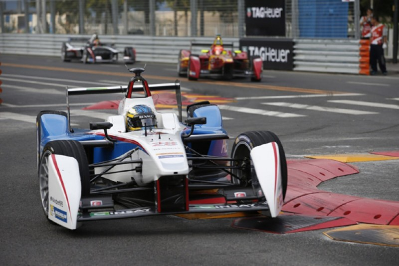 Formula E plans European double-header event for 2015