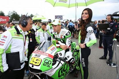 Alvaro Bautista to stay with Gresini MotoGP team in 2015