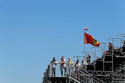 Formula 1 teams question high ticket prices