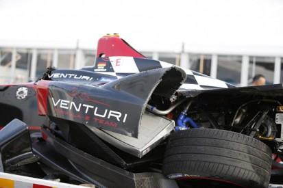 Beijing Formula E: Prost gets grid penalty for Heidfeld crash