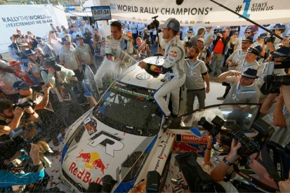 WRC Rally Australia: Sebastien Ogier leads all-Volkswagen podium