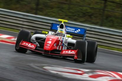 Hungaroring FR3.5: Oliver Rowland on pole, Carlos Sainz Jr in 14th