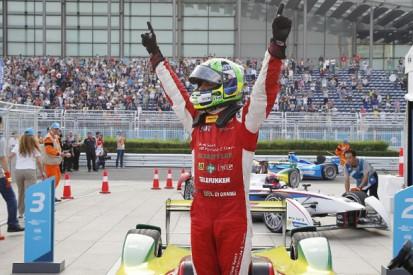 Beijing Formula E: Prost/Heidfeld crash gives di Grassi victory
