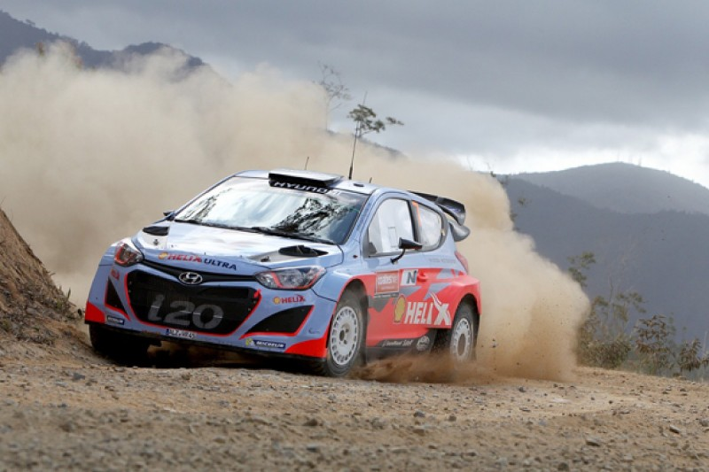 FIA rejects 2015 World Rally Championship revamp proposals