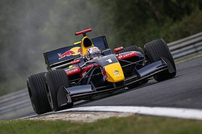 Hungaroring FR3.5: Carlos Sainz Jr leads practice sessions