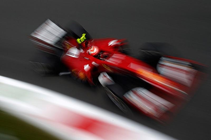 Kimi Raikkonen believes ERS is holding Ferrari F1 team back