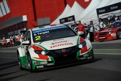 Honda enters its WTCC car in VLN Nurburgring Nordschleife race