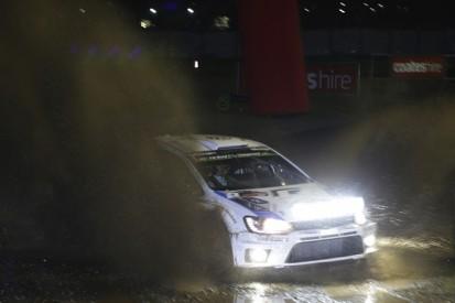WRC Rally Australia: Sebastien Ogier snatches lead from Kris Meeke