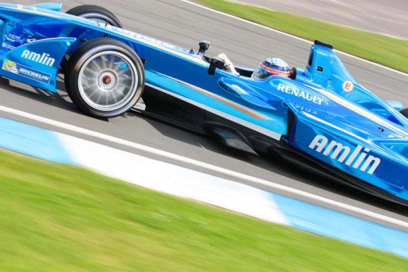 Takuma Sato rejoins old F1 team Aguri for Beijing Formula E race