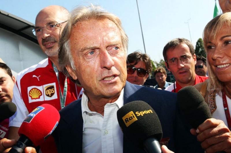 Ferrari chairman and key F1 figure Luca di Montezemolo steps down