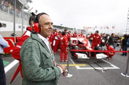 Emilio Botin, architect of Santander's Formula 1 backing, dies