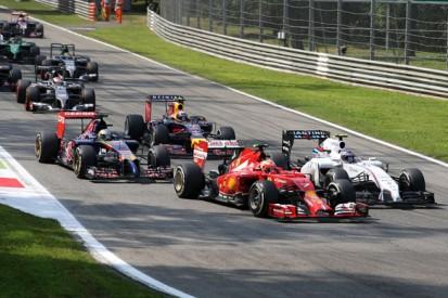 Italian GP: Williams team investigating Valtteri Bottas's start woe