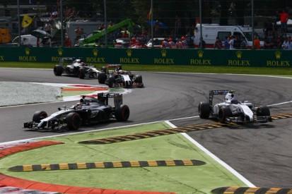 Italian GP: Valtteri Bottas unsure over Kevin Magnussen penalty