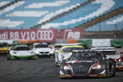 Algarve Blancpain Sprint: Track limit penalty costs WRT Audi second