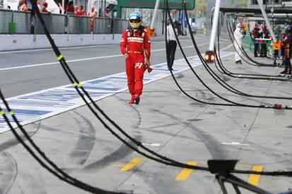 Italian GP: Fernando Alonso reckons fifth was possible for Ferrari