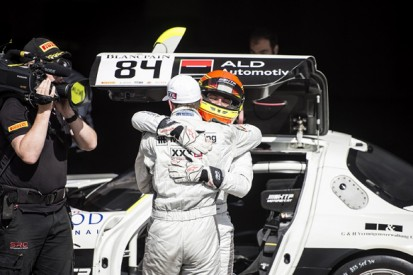 Algarve Blancpain: Max Buhk and Max Gotz dominate for HTP Mercedes