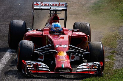 Italian GP: New ERS issue ended Alonso's finishing streak