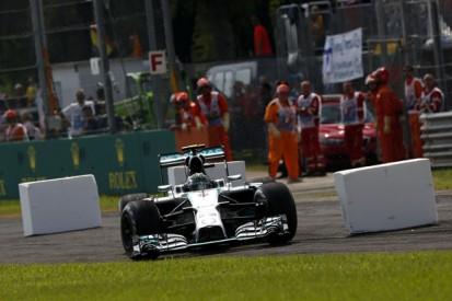 Italian GP: Mercedes dismisses Rosberg/Hamilton conspiracy talk