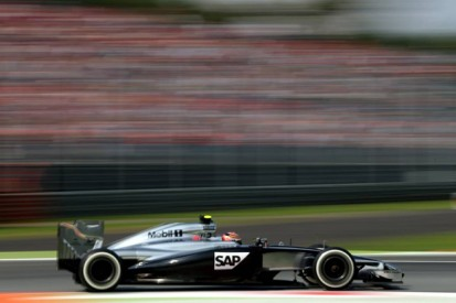 Italian GP: Magnussen and Button surprised by McLaren's performance