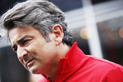Ferrari F1 team boss Mattiacci brushes aside di Montezemolo rumours