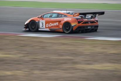 Algarve Blancpain Sprint: Tomas Enge puts Lamborghini on pole