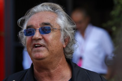 Flavio Briatore: Not for me to save 'mad' Formula 1