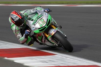 Camier keeps Aspar MotoGP seat for Misano as Hayden recovers